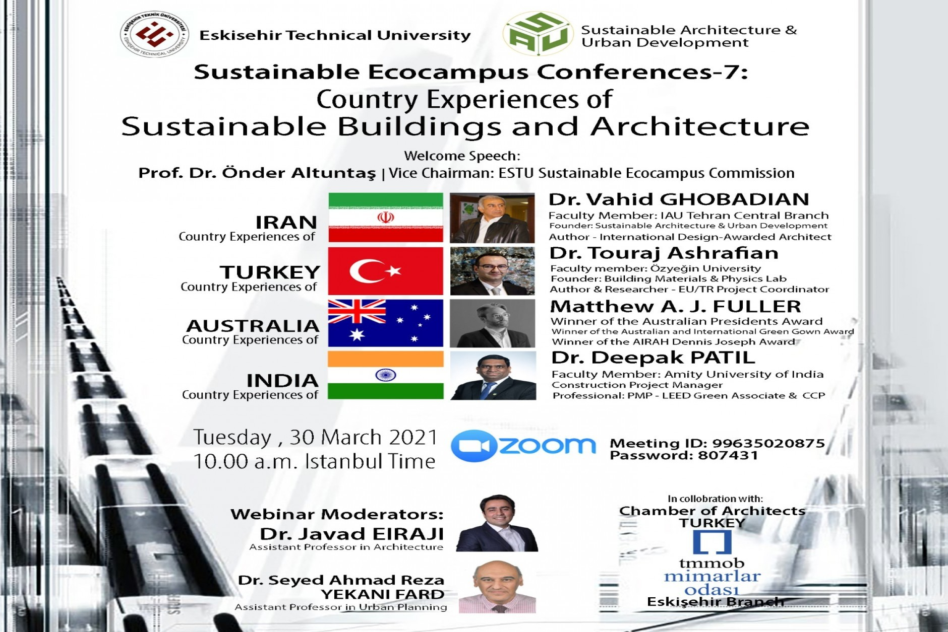 Sustainable Ecocampus Conferences-7: program